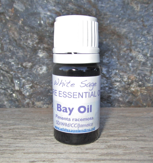 Bay Essential Oil 5 ml