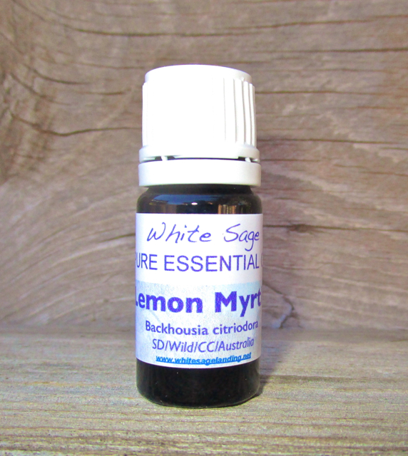 Lemon Myrtle Essential Oil 5 ml