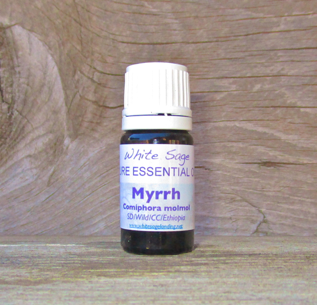 Myrrh Essential Oil 5ml