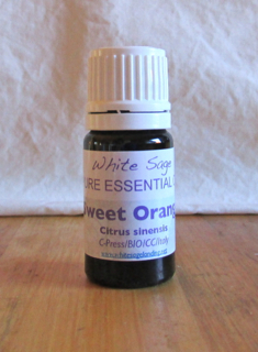 sweet orange essential oil 3