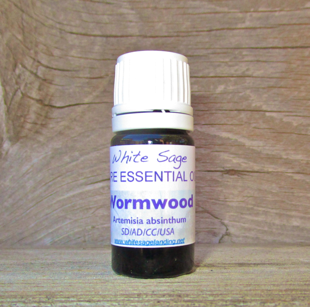 Wormwood Essential Oil 5 ml