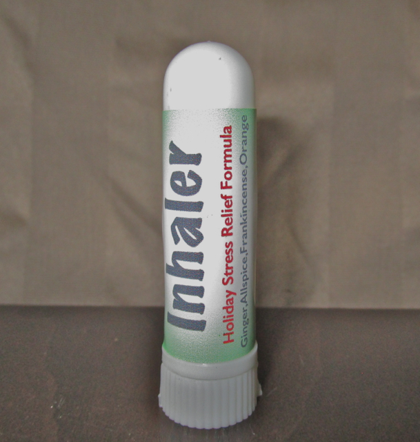 Aero Holiday Stress Relief Essential Oil Inhaler