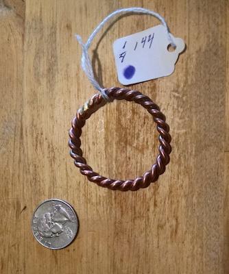 tensor rings 144-1/4 cubit size