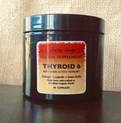 Thyroid 6 Herbal Supplement